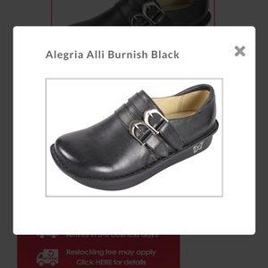 Alegria Alli Black